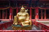 Yongchuan District, Chongqing Dasan Bamboo Scenic other homes Bao Ji Temple Buddha — Stock fotografie