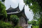 Dazu Rock Carvings in Chongqing Shu diagenetic Cliff Monastery — Stock Photo