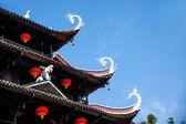 Hubei Enshi City tower — Stock Photo