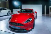 Chongqing Auto Show 2013 Aston Martin car series — Stock Photo
