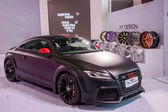 Chongqing Auto Show 2013 Audi series car — Stock Photo