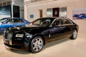 2013 Chongqing Auto Show Rolls-Royce car series — Stock Photo
