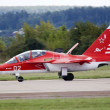 Stock Photo: Yakovlev Yak-130 landing