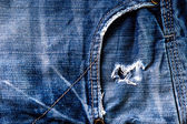 Jeans texture — 图库照片