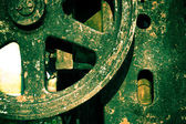 Old machine — Stock Photo
