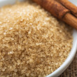 Stock Photo: Brown sugar