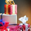 Gift boxes — Stock Photo #36310233