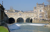 Pulteney Bridge — Stock Photo