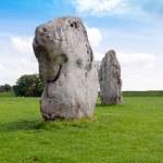 Standing stones at Avebury, England — Stock Photo #26428821