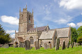 сент-джеймс церкви, эйвбери, англия — Стоковое фото