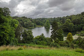 Stourhead estate, England — Stock Photo