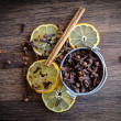 Lemon Spice - Stock Photo