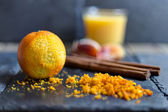 Orange Spice — Stock Photo