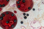 Berry Jellies — Stock Photo