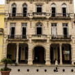 Stock Photo: Colonial house in LHavana