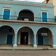 Colonial house in La Havana — Stock Photo