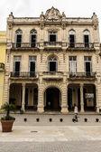 Colonial house in La Havana — Stock Photo