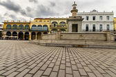 Plaza vieja in La Havana — Foto Stock