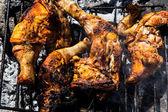 Chicken barbacue — Stock Photo