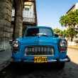 Old car in La Havana — Stock Photo #40548373