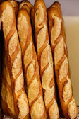 Bread group from bakery — Stock Photo