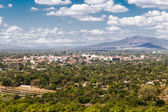 Photography view of leon, Nicaragua — Stock Photo