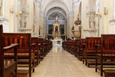Indoors of Cathedral  in Leon, Nicaragua — Stockfoto