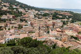 Begur view — Stock Photo