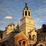 Nizhny Novgorod — Stock Photo