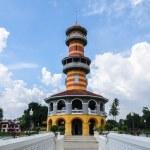 Withun Thasasa Tower (Ho), Ayuthaya, Thailand — Stock Photo #33211153