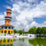 Withun Thasasa Tower (Ho), Ayuthaya, Thailand — Stock Photo #33211161