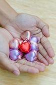 Sweet in Valentine's Day — Stock Photo