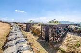 Old bunker in Thong Pha Phum National Park, Kanchanaburi, Thailand — Stock Photo