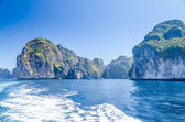 Koh Phi Phi National Park in Krabi, Thailand — Foto Stock