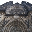 St. Vitus Cathedral in Prague — Stock Photo