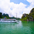 Ha Long Bay Vietnam — Stock Photo #32992711