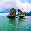 Ha Long Bay Vietnam — Stock Photo #32992909