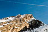 The Alps from the Titlis Peak — Stock Photo