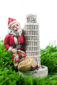 Christmas santa — Stock Photo