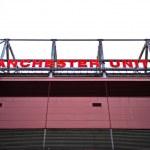 Постер, плакат: MANCHESTER ENGLAND : Old Trafford stadium