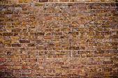 Textura de parede de tijolo antigo — Fotografia Stock