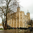 Stock Photo: TOWER OF LONDON, UK