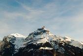 在瑞士铁力士山 — 图库照片