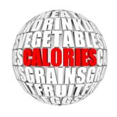 Get rid of calories — Stock Photo