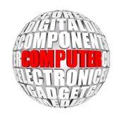 Modern technology — Stock Photo