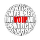 Voice over IP — Stock Photo