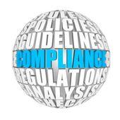 Compliance. — Stock Photo