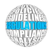Regulations. — Stock Photo