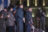 виталий кличко. euromaidan — Стоковое фото