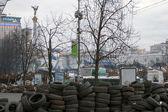 Ukrainian revolution — Foto de Stock
